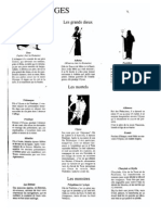 6° Textes fondateurs L'Odyssée - personnages