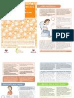 Cartilla de Derechos de Maternidad y Paternidad Para Personas Que Trabajan