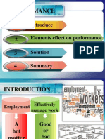 Work Effectively