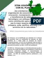 Presentacion Regional Marzo de 2009