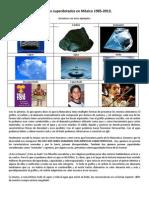 Los niños superdotados en México 1985-2013