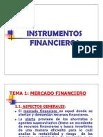 Tema 1. Mercado Financiero