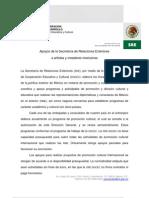 Requisitos SRE Apoyos Traslados Internacionales (1)