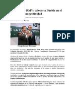 04-04-2013 Sexenio - Reta CCE a RMV colocar a Puebla en el Top 10 de competitividad.pdf