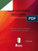 Informe de Mantenimiento Industrioal