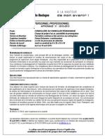 Poste de chargé du projet Ohracio au Collège de Bois-de-Boulogne
