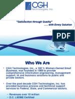 CGH Corporate Caps 09