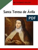 111911662 Santa Teresa de Avila