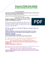 134165835 90 Duas From the Holy Quran Prayers and Supplications