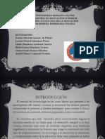 DIFERENCIA SOCIOLOGÍA DE LA EDUC. Y PEDAGOGÍA SOCIAL CLASE 1
