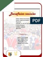 Proyecto- Beneficios Sociales