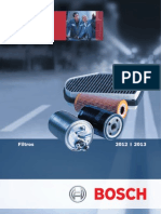 Bosch Filtros 2012-2013