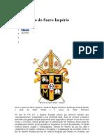 A Formação do Sacro Império e Imperio ROmano