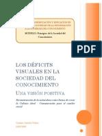 Deficits Visuales y Sdad Del Conocimiento