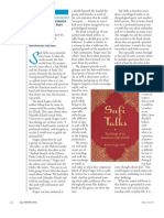 April May 2013 Issue of AHP Perspective Reviews SUFI TALKS by Robert Frager