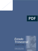 Instructivo Estado Trimestral