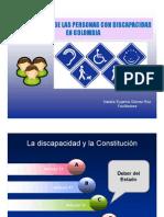 329 0 Discapaciada y Normas en Colombia Leonardo Fabio Espinosa