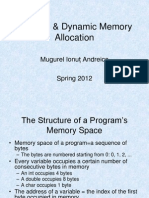 4 Pointers+Dynamic Memory Allocation