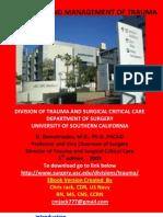 Trauma Protocol Redbook