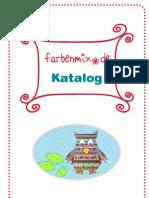 Farbemix katalog 2011