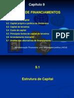 Cap 9 Financiamentos