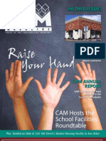 CAM Magazine April 2008, Masonry, School Construction