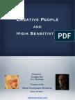 Creative People and High Sensitivity