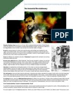 Chandra Shekhar Azad _ the Immortal Revolutionary
