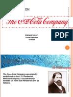Ppt Coca Cola