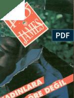 P. D. James - Kadinlara Gore Degil