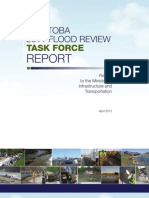 Manitoba's 2011 Flood Review Report