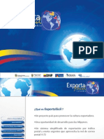 Present Ac i on Export a Facil 160710