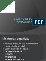 Compuestos orgánicos
