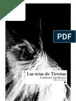 Apollinaire, Guillaume. Las Tetas de Tiresias