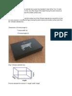 Mathematics of Chinese Calendar Box