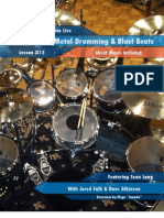 132 Live Lesson 15 Heavy Metal Drumming