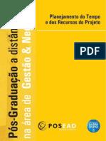 03 - Planejamento Do Tempo e Dos Recursos Do Projeto
