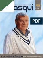 Revista Chasqui - Manuel Martin Serrano