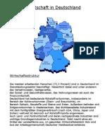 Wirtschaft in Deutschland