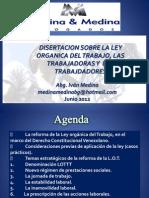 Reforma de La Ley Organica Del Trabajo i Ppt (2)
