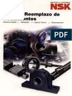 Manual de Rodamientos Nsk