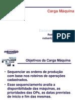 Carga Maquina Protheus