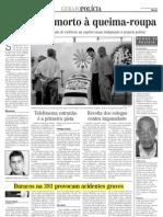 2000.01.15 - Buracos Na 381 Provocam Acidentes Graves - Estado de Minas