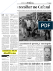 2000.01.28 - Acidente Na BR 381 Deixa 20 Feridos - Estado de Minas