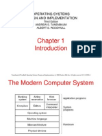 Operating System(chap 1)