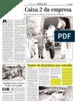 2000.04.03 - Rastro de destruição nas estradas - Estado de Minas