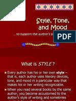 Styles Tone Mood