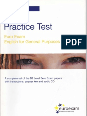 Euroexam B2 Practice Test | Tobacco Smoking | Test (Assessment)