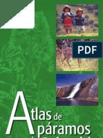 Atlas de Paramos de Colombia