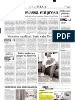 2000.08.11 - Professor A Em Estado Grave - Estado de Minas